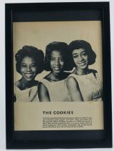 1960s Print of The Cookies